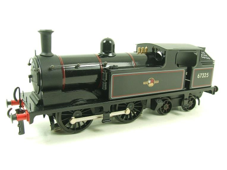 Ace Trains O Gauge E25E1 BR Black 0-4-4T G5 Tank Loco RN 67325 Electric 2/3 Rail Boxed image 14