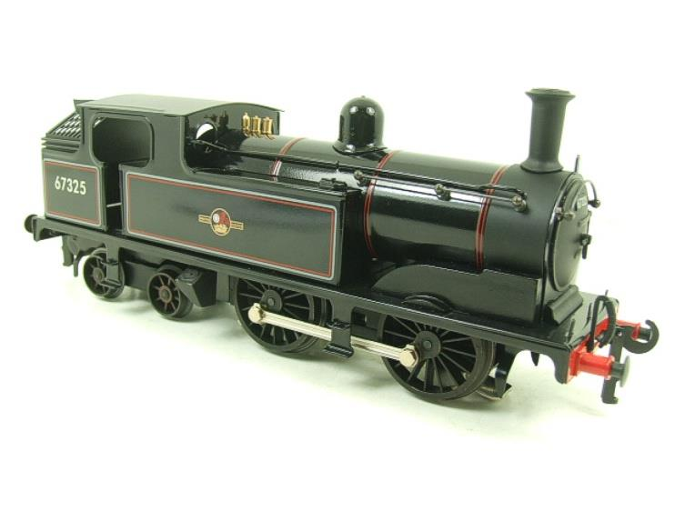 Ace Trains O Gauge E25E1 BR Black 0-4-4T G5 Tank Loco RN 67325 Electric 2/3 Rail Boxed image 15