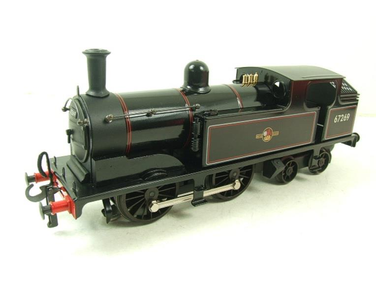 Ace Trains O Gauge E25E2 BR G5 Tank Loco R/N 67269 Post 56, Electric 2/3 Rail B/New Boxed image 12