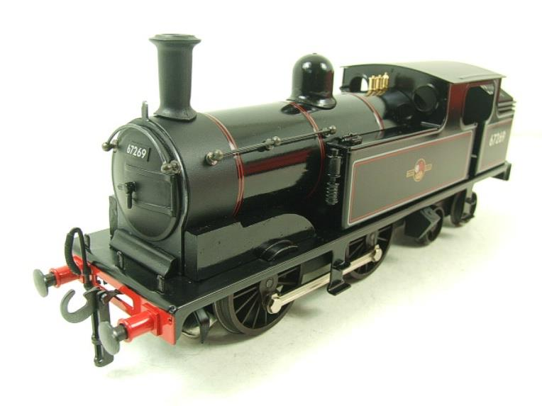 Ace Trains O Gauge E25E2 BR G5 Tank Loco R/N 67269 Post 56, Electric 2/3 Rail B/New Boxed image 14
