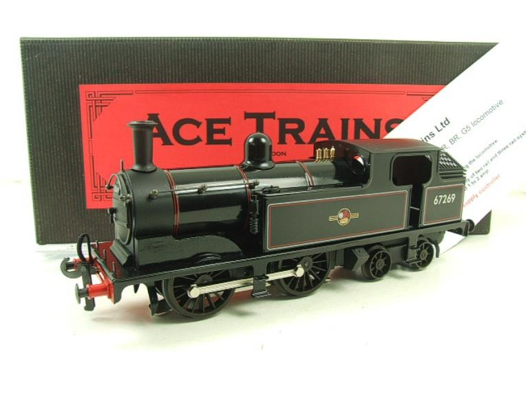 Ace Trains O Gauge E25E2 BR G5 Tank Loco R/N 67269 Post 56, Electric 2/3 Rail B/New Boxed image 20