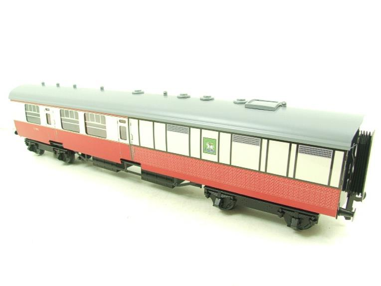 Ace Trains O Gauge C21C BR SR Bulleid Tavern Blood & Custard x2 Coaches Set Boxed image 11