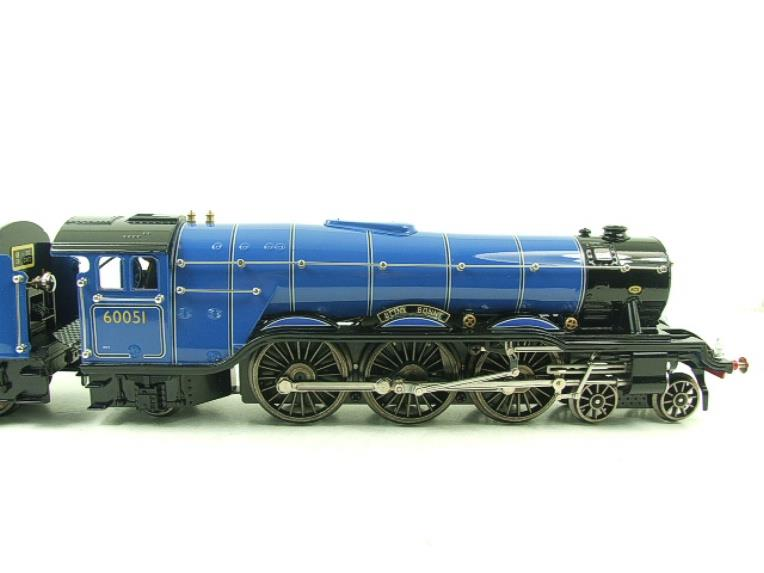 "Ace Trains O Gauge E6 A3 Pacific BR Blue ""Blink Bonny"" R/N 60051 Electric Boxed image 12"