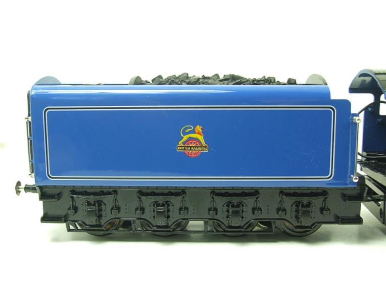 "Ace Trains O Gauge E6 A3 Pacific BR Blue ""Blink Bonny"" R/N 60051 Electric Boxed image 13"