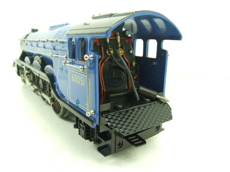 "Ace Trains O Gauge E6 A3 Pacific BR Blue ""Blink Bonny"" R/N 60051 Electric Boxed image 14"