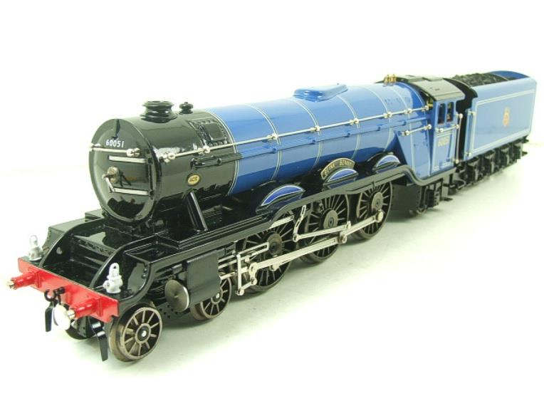 "Ace Trains O Gauge E6 A3 Pacific BR Blue ""Blink Bonny"" R/N 60051 Electric Boxed image 16"