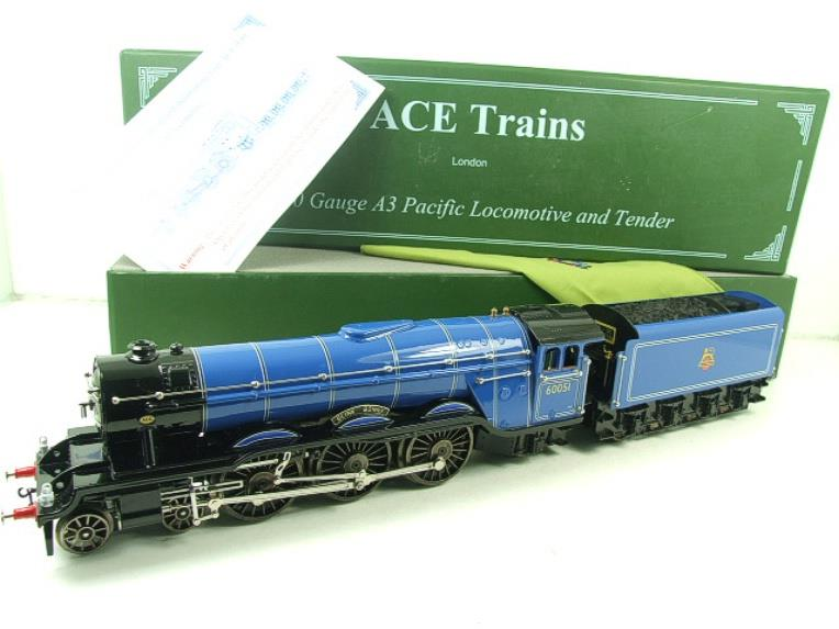 "Ace Trains O Gauge E6 A3 Pacific BR Blue ""Blink Bonny"" R/N 60051 Electric Boxed image 22"