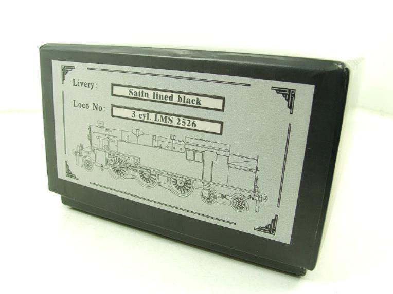 Ace Trains O Gauge E8 LMS 3 Cyl Stanier Tank 2-6-4 Loco R/N 2526 Electric 2/3 Rail Boxed image 14