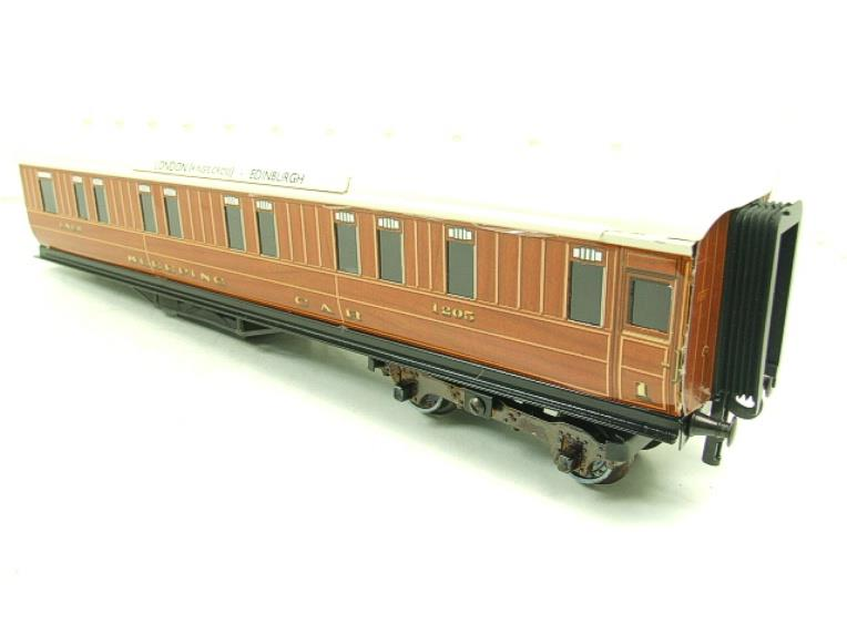 Ace Trains O Gauge C6 LNER Teak Style Articulated Sleepers Sleeping Coaches x2 Set Boxed image 12