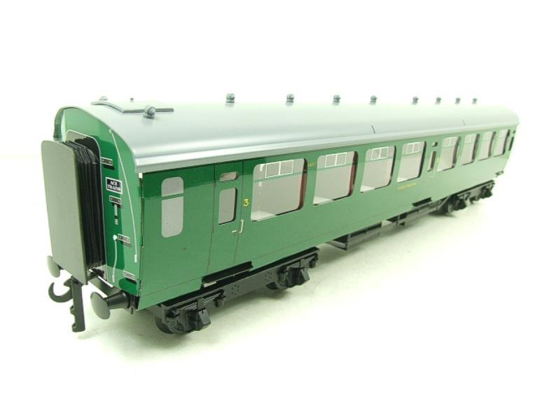 Ace Trains O Gauge C21A SR Green Bulleid Post War x3 Coaches Set A Boxed image 11