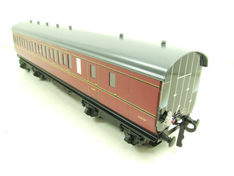 Ace Trains O Gauge E25/S-E1 BR Black G5 Tank Loco & Coaches Set Electric 2/3 Rail Boxed image 11