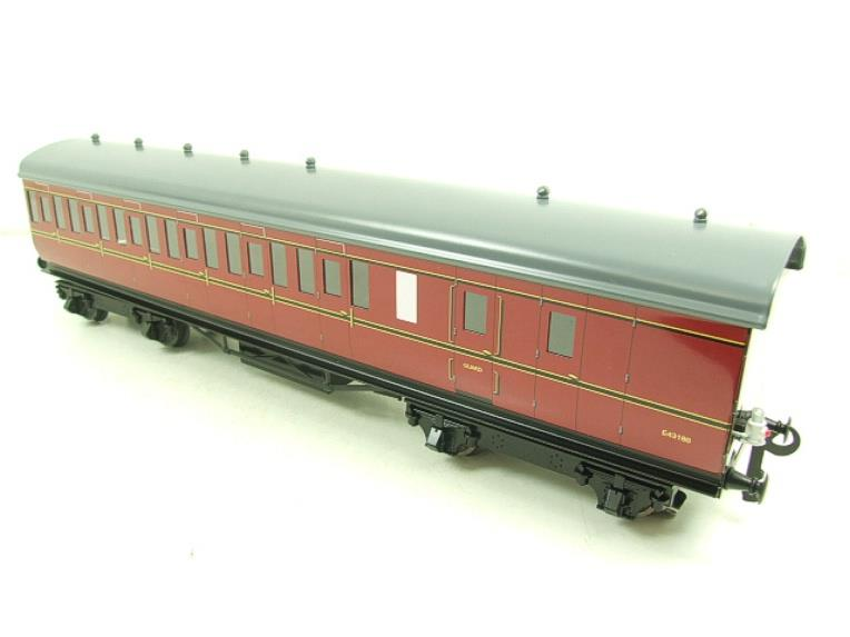 Ace Trains O Gauge E25/S-E1 BR Black G5 Tank Loco & Coaches Set Electric 2/3 Rail Boxed image 14