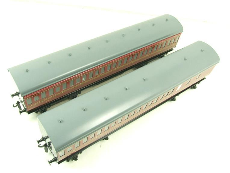 Ace Trains O Gauge E25/S-E1 BR Black G5 Tank Loco & Coaches Set Electric 2/3 Rail Boxed image 16