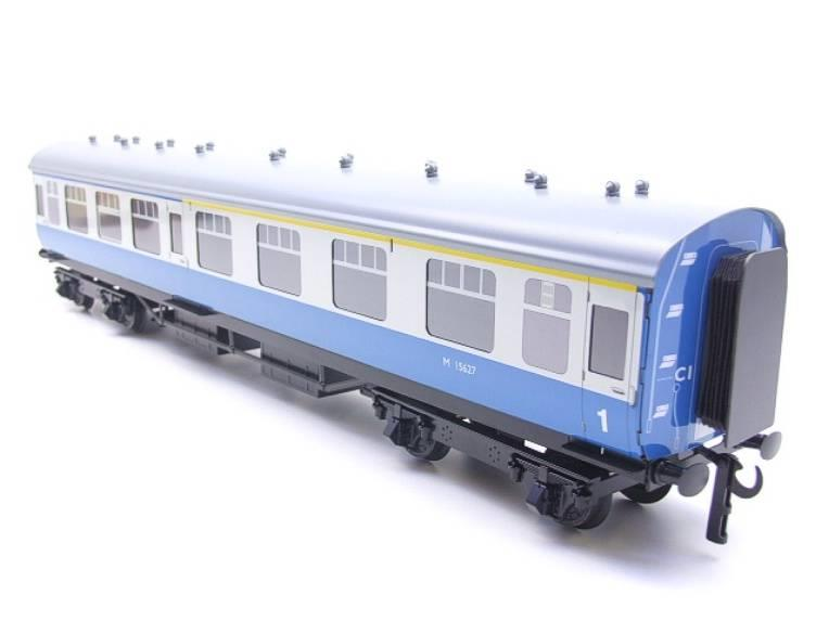 Ace Trains O Gauge C13-CB BR Mark 1 Corridor Composite Coach RN M15627 Boxed image 14