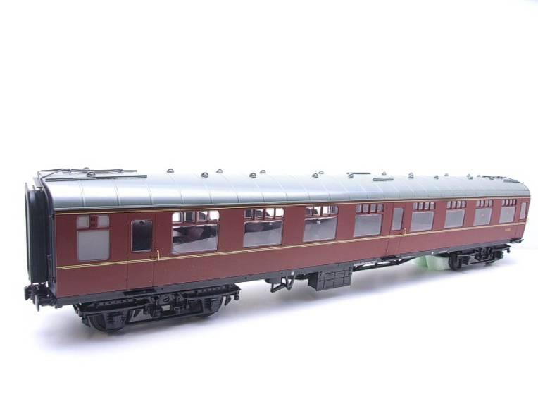 Gauge 1 Accucraft R32-12A BR MK1 Maroon 2nd Open Coach E4398 Boxed image 13