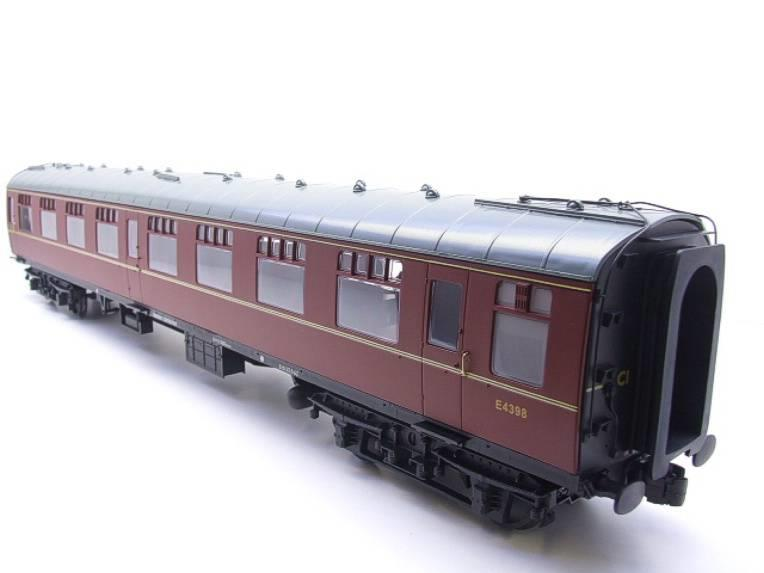 Gauge 1 Accucraft R32-12A BR MK1 Maroon 2nd Open Coach E4398 Boxed image 14