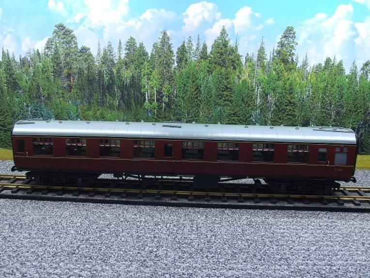 Gauge 1 Accucraft R32-12A BR MK1 Maroon 2nd Open Coach E4398 Boxed image 15