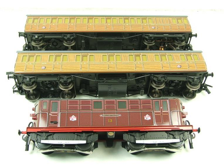 "Ace Trains O Gauge C26/AS ""Metropolitan 150th Anniversary Set"" Electric 2/3 Rail Bxd image 13"