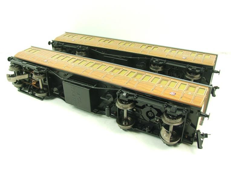 "Ace Trains O Gauge C26/AS ""Metropolitan 150th Anniversary Set"" Electric 2/3 Rail Bxd image 20"