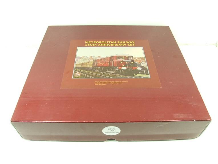 "Ace Trains O Gauge C26/AS ""Metropolitan 150th Anniversary Set"" Electric 2/3 Rail Bxd image 21"