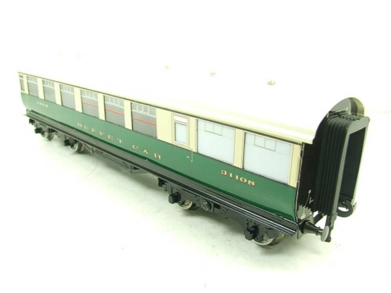 Ace Trains O Gauge C/4 LNER Articulated Tourist Stock x6 Coaches Set Boxed image 12
