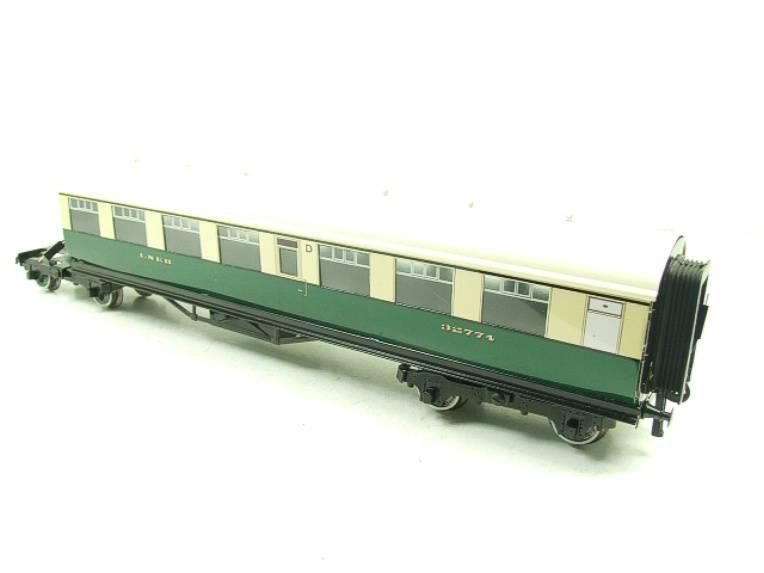 Ace Trains O Gauge C/4 LNER Articulated Tourist Stock x6 Coaches Set Boxed image 18