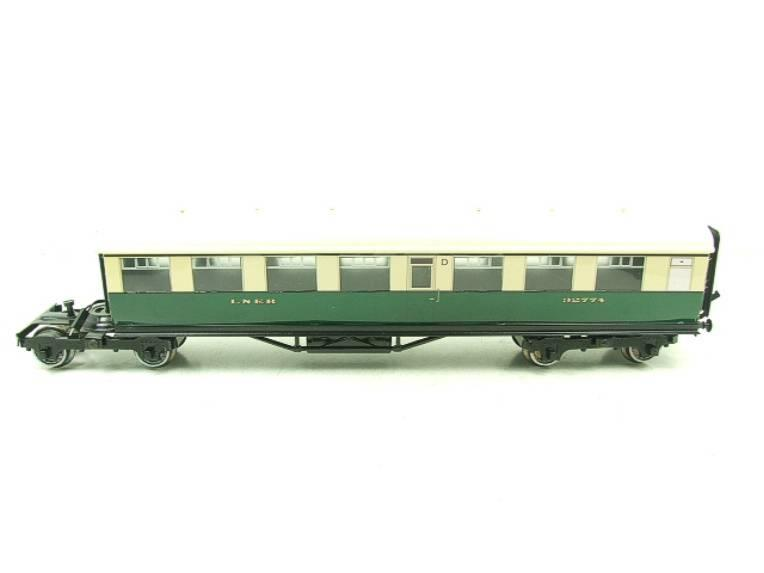 Ace Trains O Gauge C/4 LNER Articulated Tourist Stock x6 Coaches Set Boxed image 19