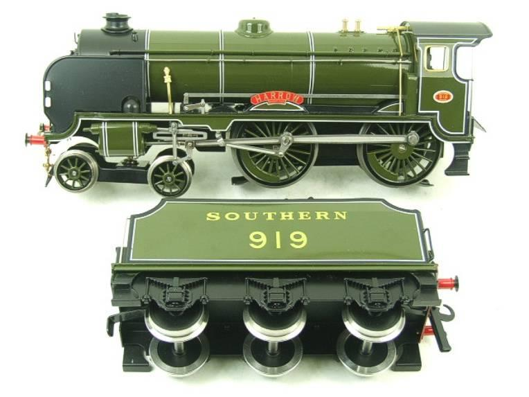 "Ace Trains O Gauge E10 SR Schools Class ""Harrow"" R/N 919 Electric 2/3 Rail Boxed image 12"