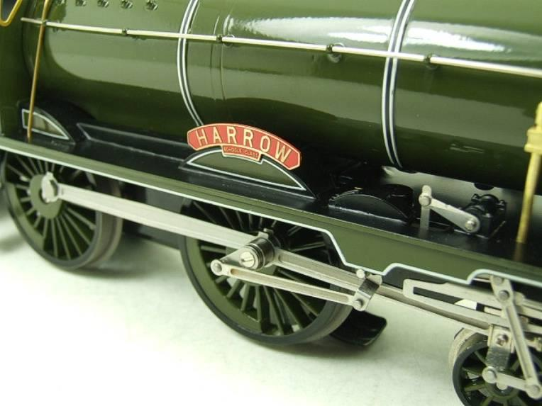 "Ace Trains O Gauge E10 SR Schools Class ""Harrow"" R/N 919 Electric 2/3 Rail Boxed image 14"
