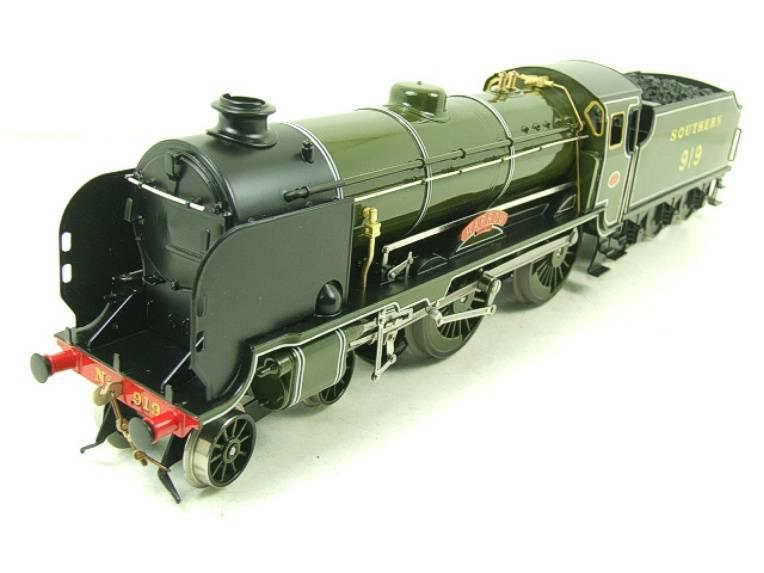 "Ace Trains O Gauge E10 SR Schools Class ""Harrow"" R/N 919 Electric 2/3 Rail Boxed image 17"