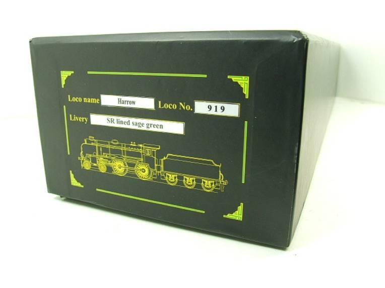"Ace Trains O Gauge E10 SR Schools Class ""Harrow"" R/N 919 Electric 2/3 Rail Boxed image 21"