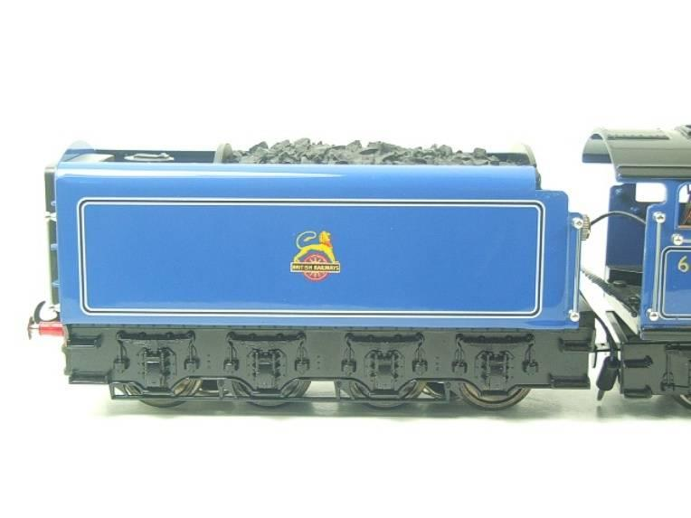 "Ace Trains O Gauge E6 A3 Pacific BR Blue ""Papyrus"" R/N 60096 Electric 3 Rail Bxd image 12"