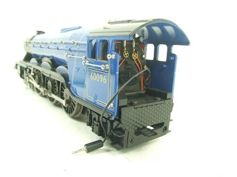 "Ace Trains O Gauge E6 A3 Pacific BR Blue ""Papyrus"" R/N 60096 Electric 3 Rail Bxd image 14"