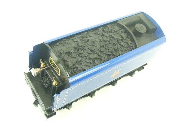"Ace Trains O Gauge E6 A3 Pacific BR Blue ""Papyrus"" R/N 60096 Electric 3 Rail Bxd image 15"