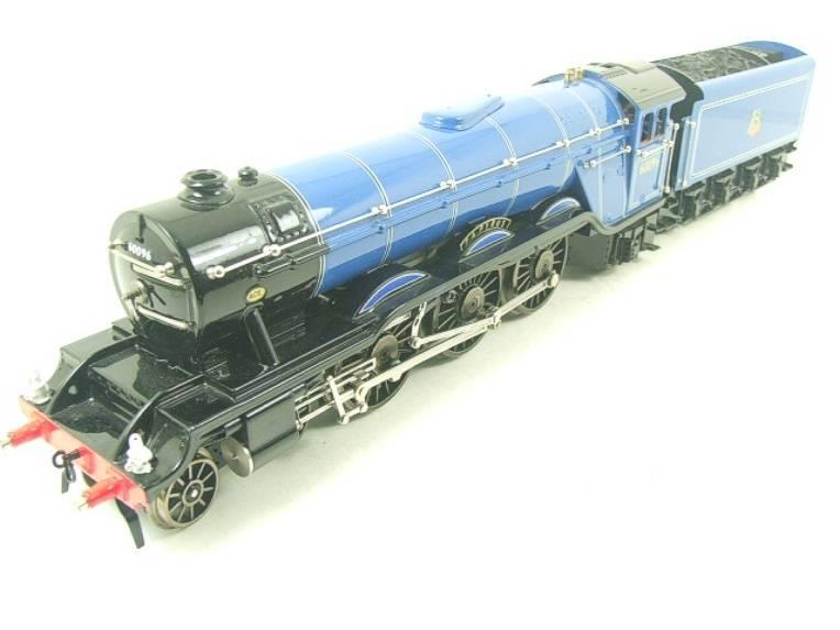 "Ace Trains O Gauge E6 A3 Pacific BR Blue ""Papyrus"" R/N 60096 Electric 3 Rail Bxd image 16"
