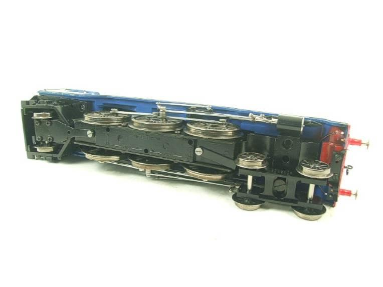 "Ace Trains O Gauge E6 A3 Pacific BR Blue ""Papyrus"" R/N 60096 Electric 3 Rail Bxd image 18"