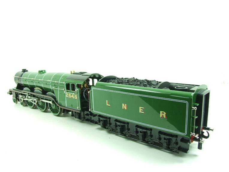"Ace Trains O Gauge E/6 A3 Pacific Class LNER ""Diamond Jubilee"" R/N 2545 Electric 3 Rail Boxed image 12"