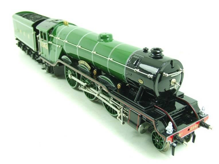 "Ace Trains O Gauge E/6 A3 Pacific Class LNER ""Diamond Jubilee"" R/N 2545 Electric 3 Rail Boxed image 13"