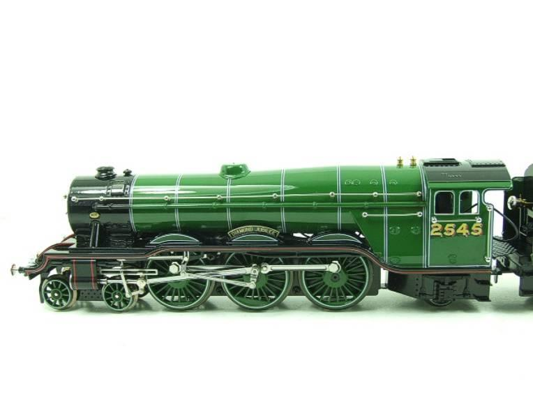 "Ace Trains O Gauge E/6 A3 Pacific Class LNER ""Diamond Jubilee"" R/N 2545 Electric 3 Rail Boxed image 14"