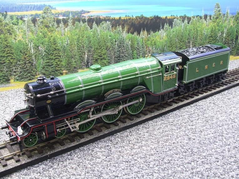 "Ace Trains O Gauge E/6 A3 Pacific Class LNER ""Diamond Jubilee"" R/N 2545 Electric 3 Rail Boxed image 21"