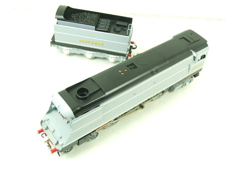 "Ace Trains O Gauge E9 Bulleid Pacific SR ""Fighter Command"" R/N 21C164 Elec Boxed image 13"