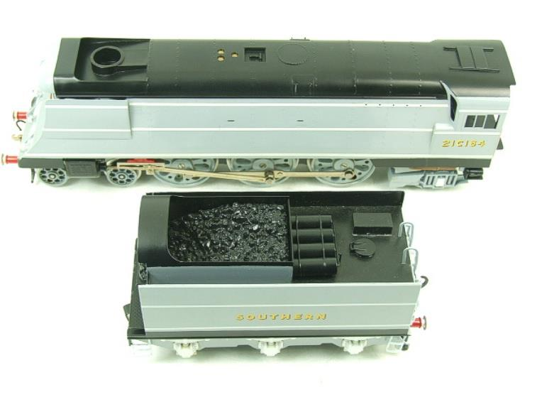 "Ace Trains O Gauge E9 Bulleid Pacific SR ""Fighter Command"" R/N 21C164 Elec Boxed image 17"