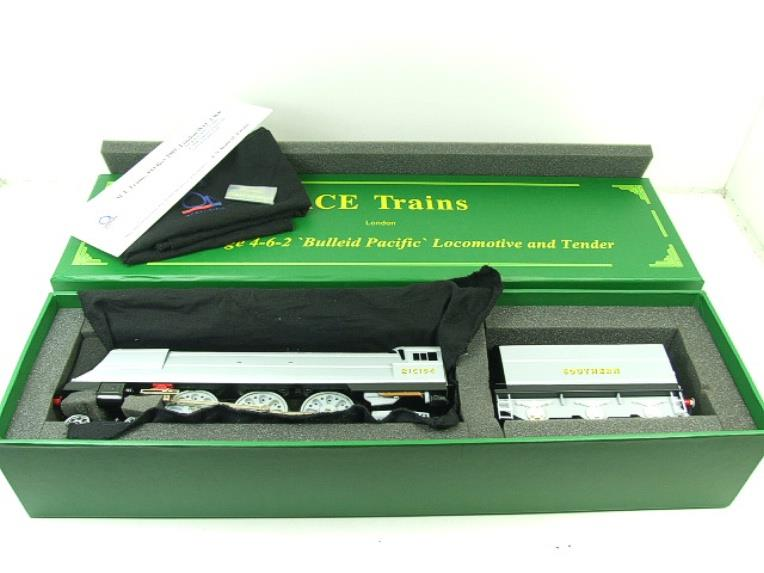 "Ace Trains O Gauge E9 Bulleid Pacific SR ""Fighter Command"" R/N 21C164 Elec Boxed image 20"