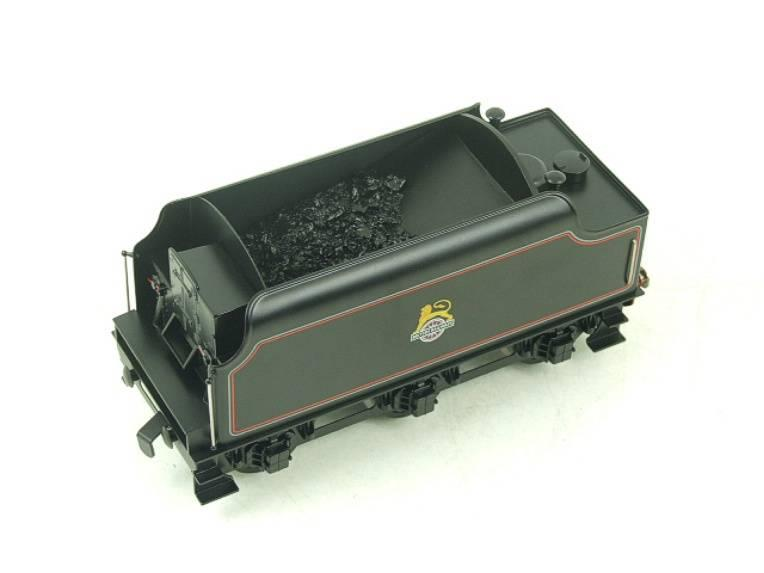 Ace Trains O Gauge E19-C1 BR Satin Black 5 Loco & Tender R/N 45126 Electric 2/3 Rail Bxd image 13