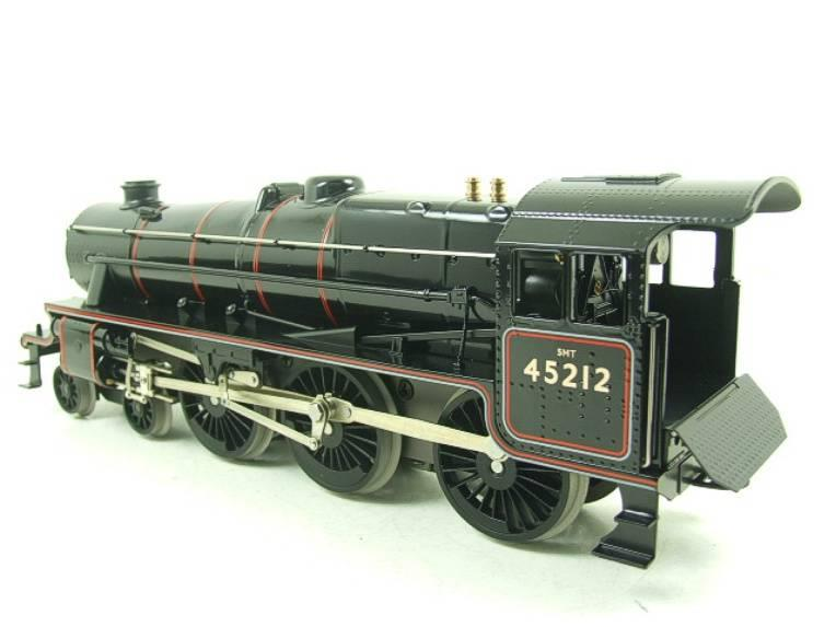 Ace Trains O Gauge E19-C2 Early BR Gloss Black 5 4-6-0 Loco & Tender R/N 45212 image 12