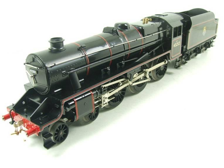 Ace Trains O Gauge E19-C2 Early BR Gloss Black 5 4-6-0 Loco & Tender R/N 45212 image 14
