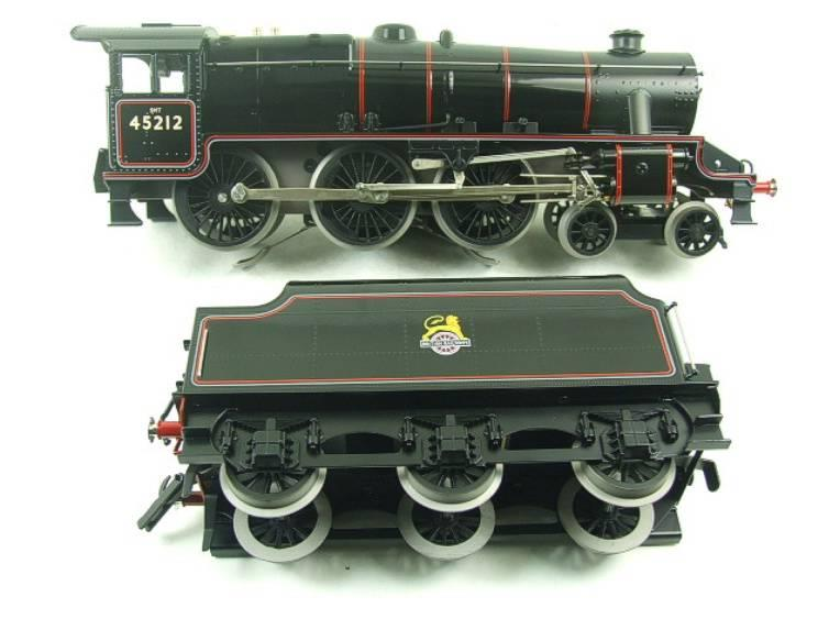 Ace Trains O Gauge E19-C2 Early BR Gloss Black 5 4-6-0 Loco & Tender R/N 45212 image 17