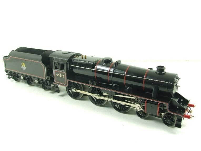 Ace Trains O Gauge E19-C2 Early BR Gloss Black 5 4-6-0 Loco & Tender R/N 45212 image 21