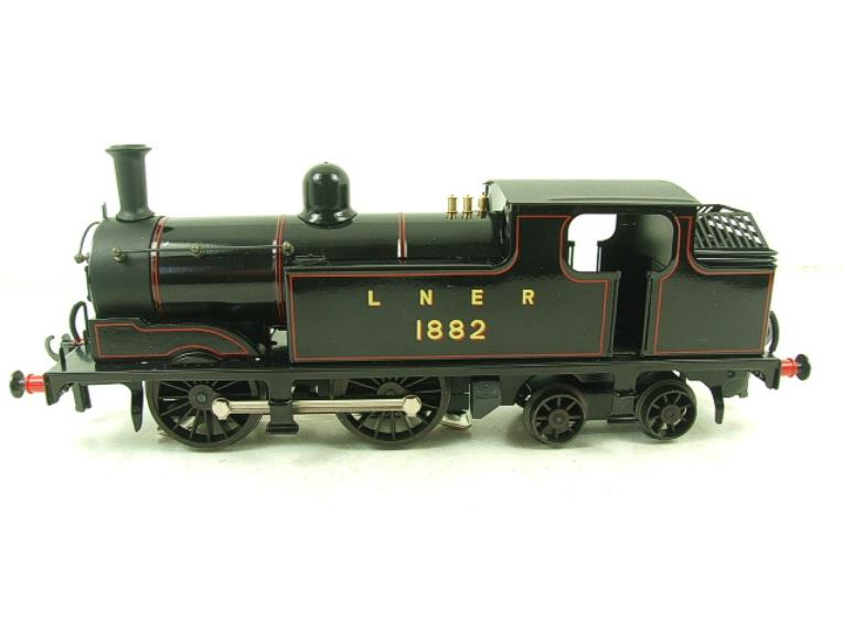 Ace Trains O Gauge E25B1 LNER Black G5 Tank Loco R/N 1882 Electric 2/3 Rail Boxed image 12