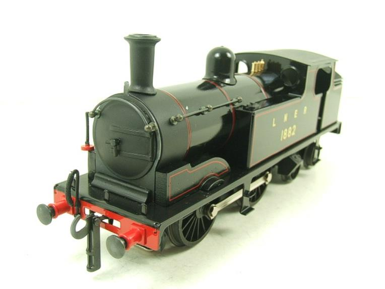 Ace Trains O Gauge E25B1 LNER Black G5 Tank Loco R/N 1882 Electric 2/3 Rail Boxed image 14